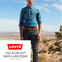 CALL & COLLECT LEVI'S